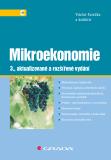 Mikroekonomie - kolektiv a, Václav Jurečka