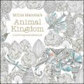 Millie Marotta's Animal Kingdom: A Colouring Book Adventure - Millie Marotta