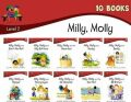 Milly Molly: Level 2 - Pittar Morrell