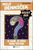 Milý denníček Druhý rok - Jim Benton
