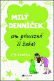 Milý denníček, som princezná či žaba? - Jim Benton