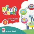 Mimi´s Wheel Level 2 - Audio CD - Carol Read