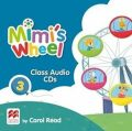 Mimi´s Wheel Level 3 - Audio CD - Carol Read