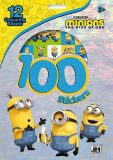 100 samolepek Mimoni 2 - JIRI MODELS