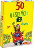 50 veselých her do auta - Berger Nicola