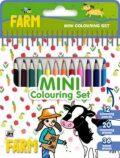 Farma - Mini set s pastelkami - JIRI MODELS