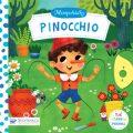 Minipohádky –  Pinocchio - Miriam Bos