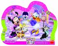 Minnie & Mazlíčci - tvarované puzzle 25 - Dino Toys