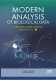 Modern Analysis of Biological Data - Stanislav Pekár, Marek Brabec