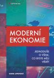 Moderní ekonomie - Hana Lipovská