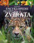 Moderní encyklopedie pro děti Zvířata - Michael Leach, Meriel  Lland