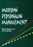 Moderní personální management - Mayerová Marie