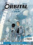 Modrá CREW 9 - Orbital 1 A 2 - Sylvain Runberg