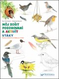 Môj zošit pozorovaní a aktivít Vtáky - Herrmann Éve, Rocchi Roberta