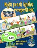 Moja prvá kniha rozprávok + CD - Marie Zahálková, ...