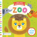 Moje první dotyková knížka Zoo - Alison Black