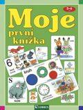 Moje první knížka - zelená 3-6 let - kolektiv autorů