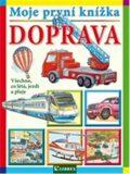 Moje první knížka - Doprava - kolektiv autorů