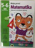 Moje první Matematika 5-6 let + samolepky - Neuveden