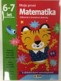 Moje první Matematika 6-7 let + samolepky - Neuveden