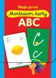 Moje první Montessori karty ABC - Svojtka
