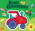 První omalovánky Moje vozidla - Sylwia Kajdana; Beata Batorska