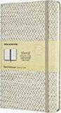 Moleskine: Blend zápisník linkovaný béžový - Moleskine