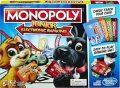 Monopoly Junior: Elektronické bankovnictví CZ - hra - Hasbro