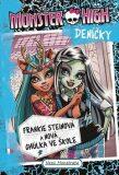 Monster High deníčky Frankie Steinová - Nessi Monstrata