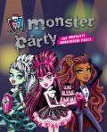 Monster High Monster párty - Mattel