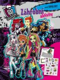 Monster High Záhrobní aktivity - Mattel