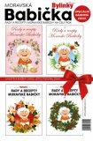Moravská babička - dárkové balení 4 knížky - Bylinky revue