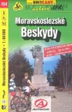 Moravskoslezské Beskydy 1:60 000 - SHOCART