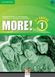 More! 1 Workbook, 2nd - Puchta Herbert