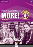 More! 4 Workbook, 2nd - Puchta Herbert