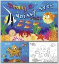 Mořský svět s říkadly - omalovánka - HELMA