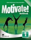Motivate! 1:  Workbook Pack ENG - Emma Heyderman, ...