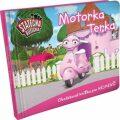 Motorka Terka - leporelo kniha Statečná autíčka - Elin Ferner