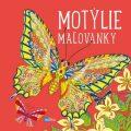 Motýlie maľovanky - Yulia Mamonova