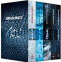 5 x Bernard Minier - Mráz, Kruh, Tma, Noc, Sestry - dárkový box (komplet) - Bernard Minier