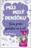 Můj milý deníčku Jsem prostě geniální, no a co?! - Jim Benton