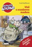 Muž s oranžovou maskou - Ursel Scheffler