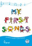 My first songs s CD - Gaudet Jonathan