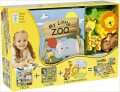 My Little Book about The Zoo (Book, Wooden Toy & 16-piece Puzzle) - neuveden