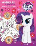 My Little Pony - Udělej si radost - Velká kniha mandal - autorů