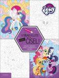 My Little Pony -Vybarvujte podle čísel! -