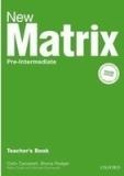 New Matrix Pre-intermediate Teacher´s Book - Kathy Gude