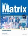 NEW MATRIX INTERMEDIATE STUDENTS BOOK - OXFORD