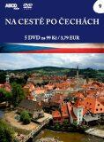 Na cestě po Čechách - 5 DVD - neuveden