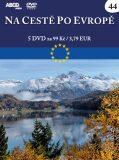 Na cestě po Evropě - 5 DVD - neuveden